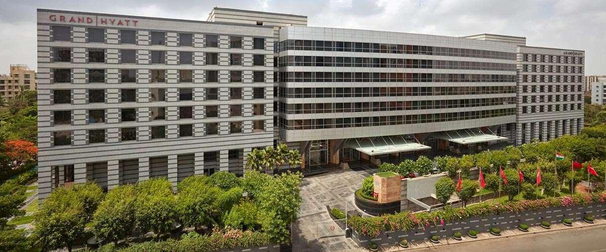 Grand Hyatt Hotel & Residences, Mumbai