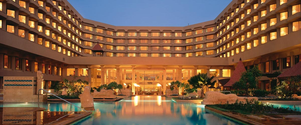 JW Marriott Hotel Juhu, Mumbai (5 Star)