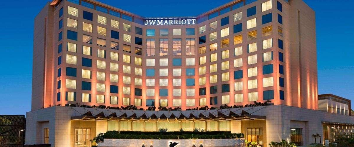 JW Marriott Hotel, Sahar Mumbai