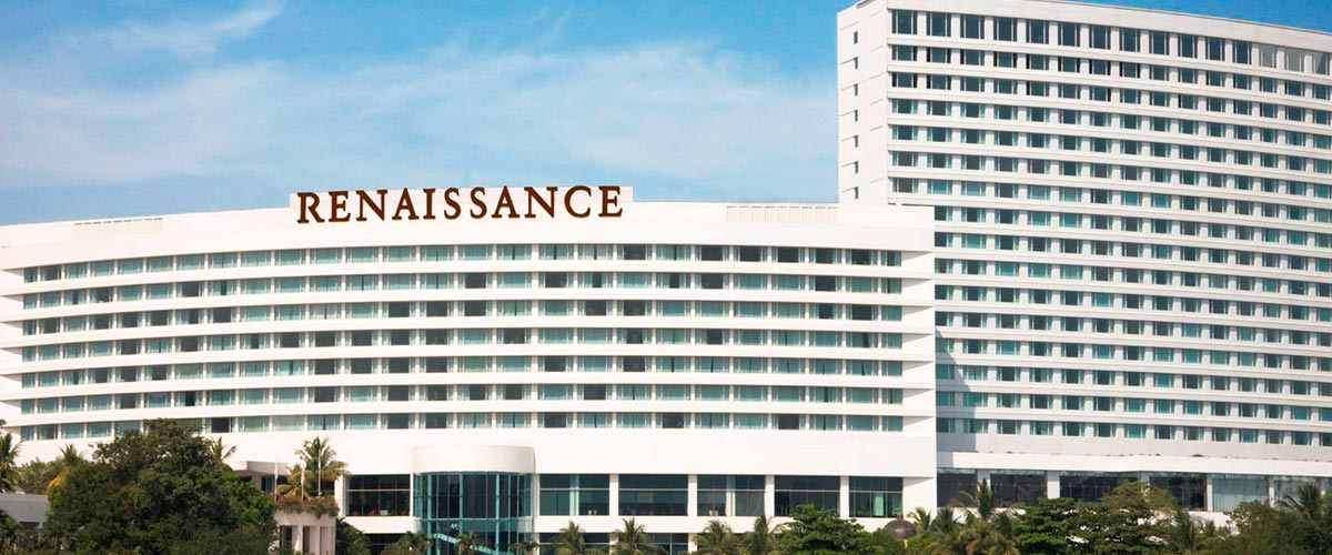 Renaissance Convention Centre Hotel, Mumbai