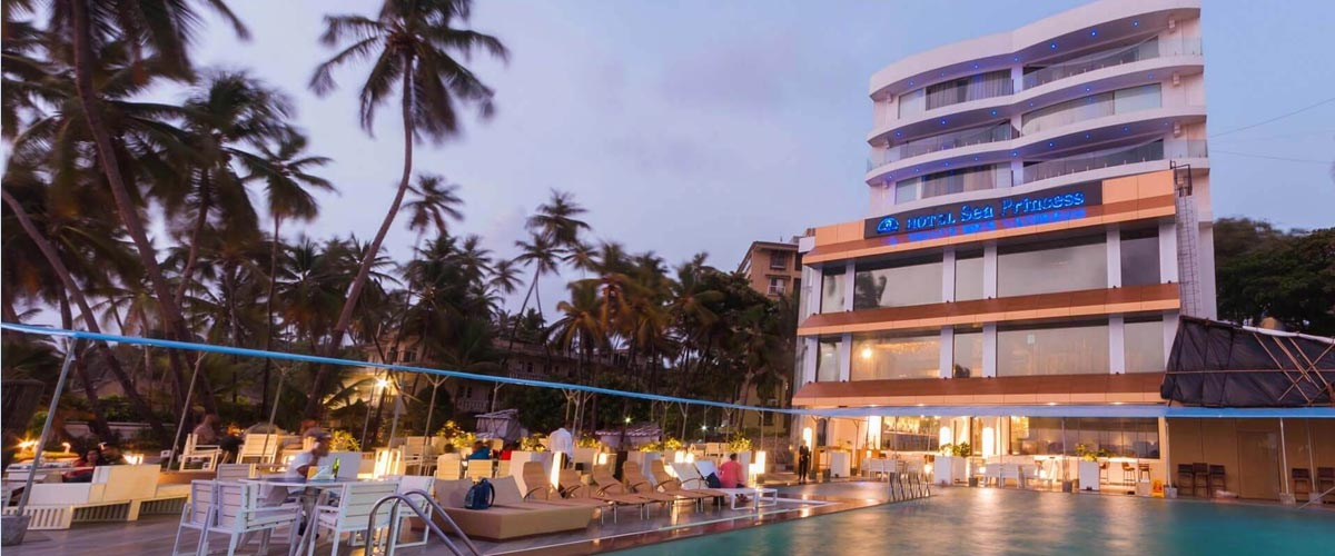 Sea Princess Hotel, Mumbai