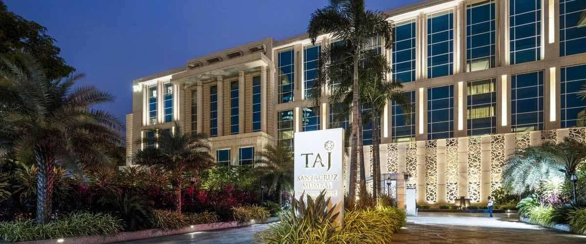 Taj Santacruz Hotel, Mumbai