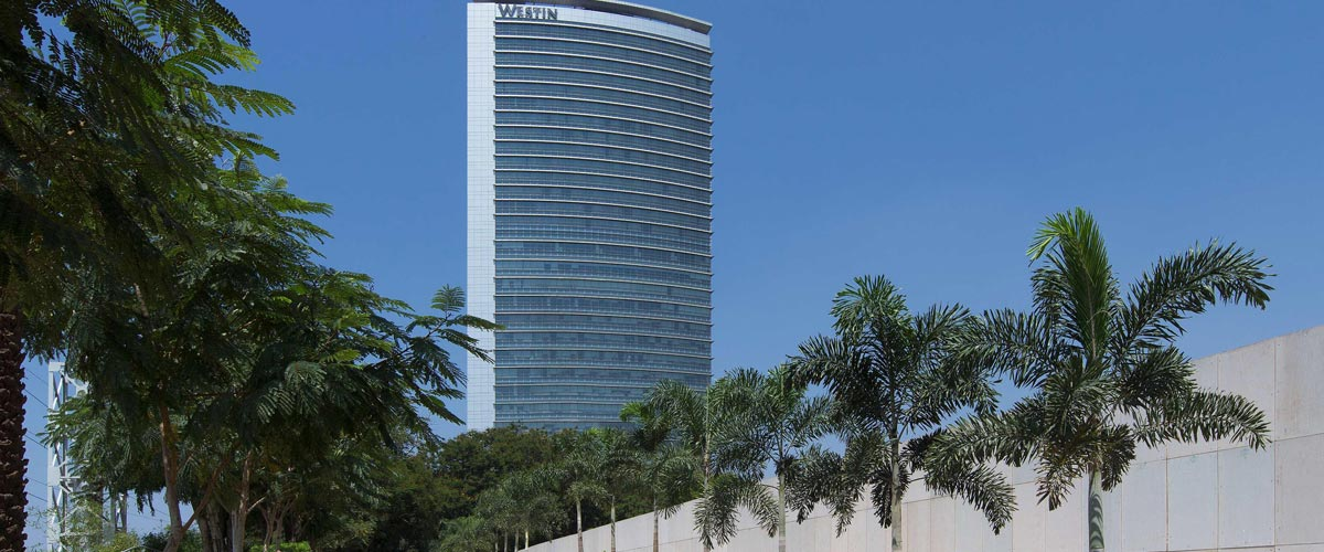 The Westin Garden City Hotel, Mumbai