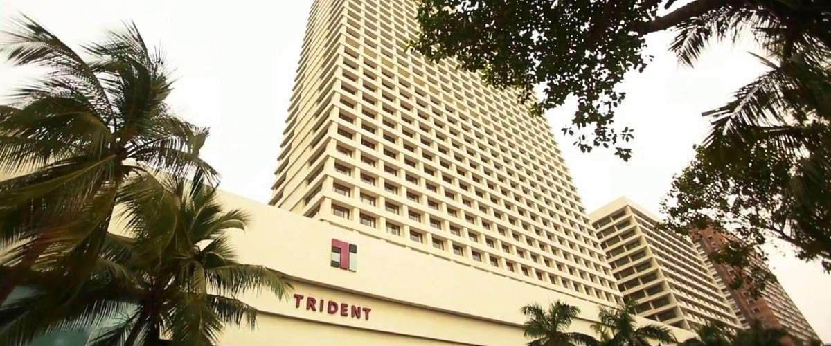 Trident Hotel, Nariman Point Mumbai
