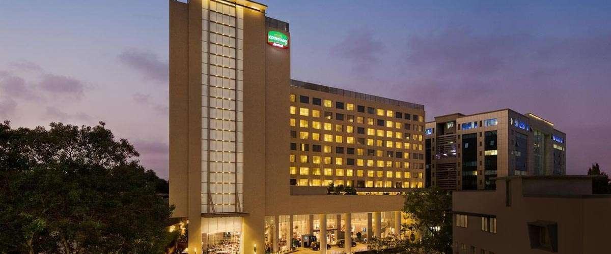 Courtyard by Marriott International Airport, Mumbai (5 Star)